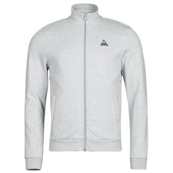 Υφασμάτινα Άνδρας Σπορ Ζακέτες Le Coq Sportif ESS FZ SWEAT N 3 M Grey / Chiné