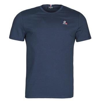 Υφασμάτινα Άνδρας T-shirt με κοντά μανίκια Le Coq Sportif ESS TEE SS N 3 M Marine