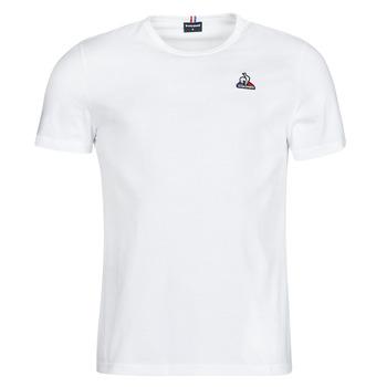 Υφασμάτινα Άνδρας T-shirt με κοντά μανίκια Le Coq Sportif ESS TEE SS N 3 M Άσπρο