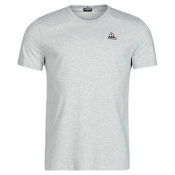 Υφασμάτινα Άνδρας T-shirt με κοντά μανίκια Le Coq Sportif ESS TEE SS N 3 M Grey / Chiné