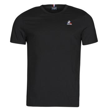 Υφασμάτινα Άνδρας T-shirt με κοντά μανίκια Le Coq Sportif ESS TEE SS N 3 M Black