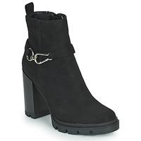 Παπούτσια Γυναίκα Μποτίνια Only  Black