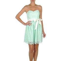 Υφασμάτινα Γυναίκα Κοντά Φορέματα Morgan RORT Green