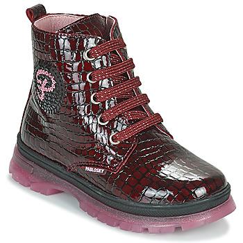 Παπούτσια Κορίτσι Μπότες Pablosky 404167 Bordeaux