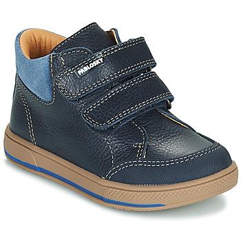 Παπούτσια Αγόρι Μπότες Pablosky 503723 Μπλέ