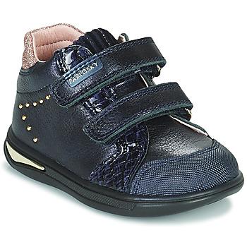 Παπούτσια Κορίτσι Ψηλά Sneakers Pablosky 6122 Marine