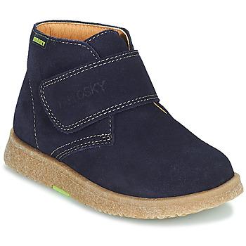 Παπούτσια Αγόρι Μπότες Pablosky 502228 Marine