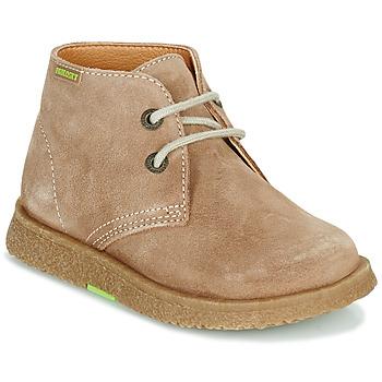 Παπούτσια Αγόρι Μπότες Pablosky 502148 Camel