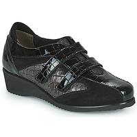 Παπούτσια Γυναίκα Χαμηλά Sneakers Scholl DOREEN STRAP Black