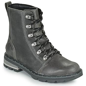 Παπούτσια Γυναίκα Μπότες Sorel LENNOX LACE Grey