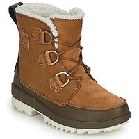 Παπούτσια Γυναίκα Μπότες Sorel TORINO II Brown