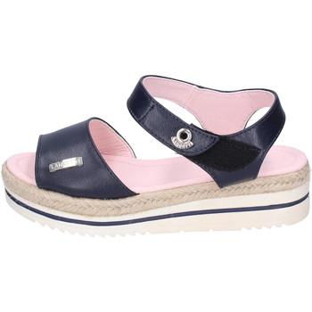 Παπούτσια Γυναίκα Σανδάλια / Πέδιλα Lancetti Σανδάλια BJ944 Μπλε