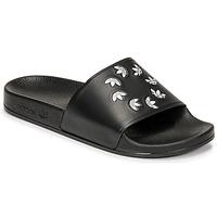 Παπούτσια σαγιονάρες adidas Originals ADILETTE Black
