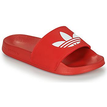 Παπούτσια σαγιονάρες adidas Originals ADILETTE LITE Red