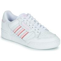 Παπούτσια Γυναίκα Χαμηλά Sneakers adidas Originals CONTINENTAL 80 STRI Άσπρο / Ροζ