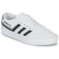 Παπούτσια Χαμηλά Sneakers adidas Originals DELPALA Άσπρο / Black