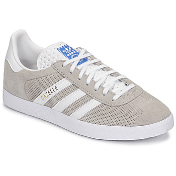 Παπούτσια Χαμηλά Sneakers adidas Originals GAZELLE Grey / Κρεμ