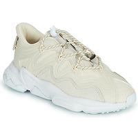 Παπούτσια Γυναίκα Χαμηλά Sneakers adidas Originals OZWEEGO PLUS W Beige