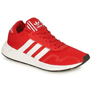 Παπούτσια Άνδρας Χαμηλά Sneakers adidas Originals SWIFT RUN X Red / Άσπρο