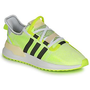 Παπούτσια Άνδρας Χαμηλά Sneakers adidas Originals U_PATH RUN Άσπρο / Yellow