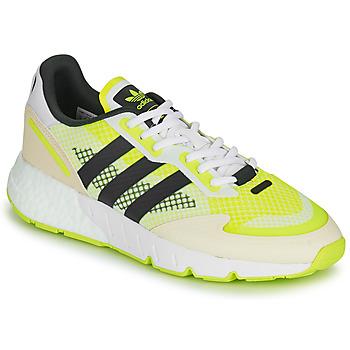 Παπούτσια Άνδρας Χαμηλά Sneakers adidas Originals ZX 1K BOOST Άσπρο / Yellow