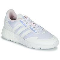 Παπούτσια Γυναίκα Χαμηλά Sneakers adidas Originals ZX 1K BOOST W Άσπρο