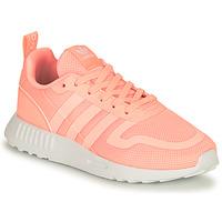 Παπούτσια Κορίτσι Χαμηλά Sneakers adidas Originals MULTIX C Ροζ