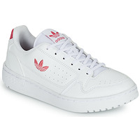 Παπούτσια Κορίτσι Χαμηλά Sneakers adidas Originals NY 90 J Άσπρο