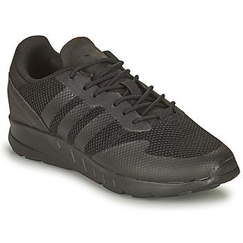 Παπούτσια Αγόρι Χαμηλά Sneakers adidas Originals ZX 1K C Black