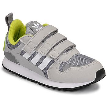 Παπούτσια Αγόρι Χαμηλά Sneakers adidas Originals ZX 700 HD CF C Grey / Green