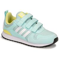 Παπούτσια Παιδί Χαμηλά Sneakers adidas Originals ZX 700 HD CF C Μπλέ / Yellow