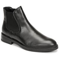 Παπούτσια Άνδρας Μπότες Selected CHELSEA Black