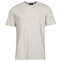 Υφασμάτινα Άνδρας T-shirt με κοντά μανίκια Scotch & Soda GRAPHIC LOGO Grey