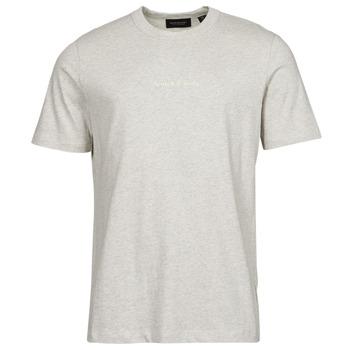 T-shirt με κοντά μανίκια Scotch & Soda GRAPHIC LOGO Σύνθεση: Βαμβάκι
