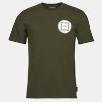 Υφασμάτινα Άνδρας T-shirt με κοντά μανίκια Scotch & Soda GRAPHIC LOGO T-SHIRT Khaki