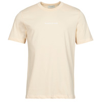 Υφασμάτινα Άνδρας T-shirt με κοντά μανίκια Scotch & Soda GRAPHIC LOGO Beige