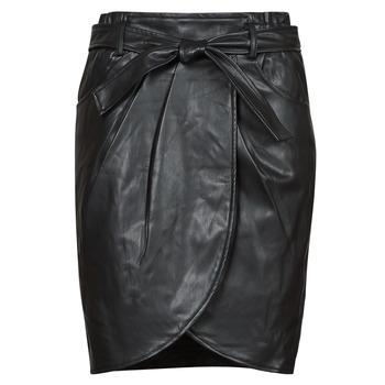 Υφασμάτινα Γυναίκα Φούστες See U Soon 21231096 Black