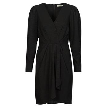 Υφασμάτινα Γυναίκα Κοντά Φορέματα See U Soon 21222038 Black