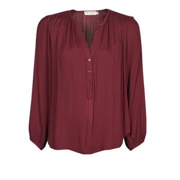 Υφασμάτινα Γυναίκα Μπλούζες See U Soon 21211057 Bordeaux
