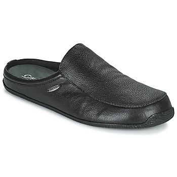 Παπούτσια Άνδρας Παντόφλες Giesswein MANTA Black