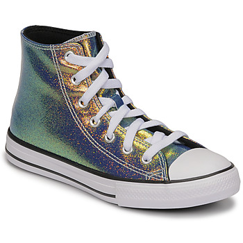 Ψηλά Sneakers Converse CHUCK TAYLOR ALL STAR IRIDESCENT GLITTER HI ΣΤΕΛΕΧΟΣ: Συνθετικό & ΕΞ. ΣΟΛΑ: Καουτσούκ