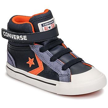 Ψηλά Sneakers Converse PRO BLAZE STRAP LEATHER TWIST HI ΣΤΕΛΕΧΟΣ: Δέρμα & ΕΠΕΝΔΥΣΗ: & ΕΣ. ΣΟΛΑ: & ΕΞ. ΣΟΛΑ: Καουτσούκ