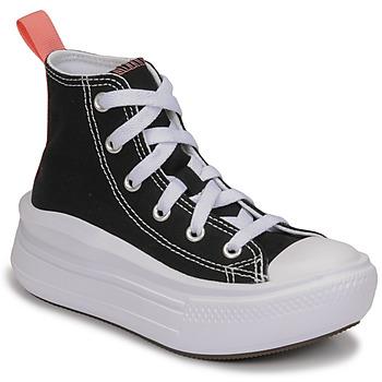 Ψηλά Sneakers Converse CHUCK TAYLOR ALL STAR MOVE CANVAS HI ΣΤΕΛΕΧΟΣ: Ύφασμα & ΕΞ. ΣΟΛΑ: Καουτσούκ