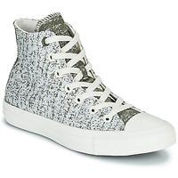 Παπούτσια Γυναίκα Ψηλά Sneakers Converse CHUCK TAYLOR ALL STAR HYBRID TEXTURE HI Grey
