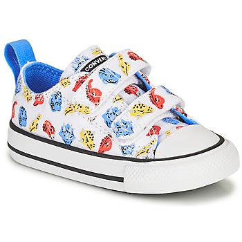 Xαμηλά Sneakers Converse CHUCK TAYLOR ALL STAR 2V DINO DAZE OX ΣΤΕΛΕΧΟΣ: Ύφασμα & ΕΠΕΝΔΥΣΗ: & ΕΣ. ΣΟΛΑ: & ΕΞ. ΣΟΛΑ: Καουτσούκ