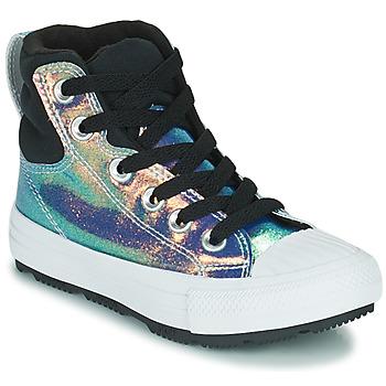 Ψηλά Sneakers Converse CHUCK TAYLOR ALL STAR BERKSHIRE BOOT IRIDESCENT LEATHER HI ΣΤΕΛΕΧΟΣ: Δέρμα & ΕΞ. ΣΟΛΑ: Καουτσούκ