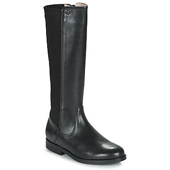 Παπούτσια Κορίτσι Μπότες για την πόλη Acebo's 9905PE-NEGRO-T Black