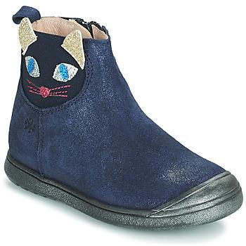 Παπούτσια Κορίτσι Μπότες Acebo's 3159SU-MARINO Marine