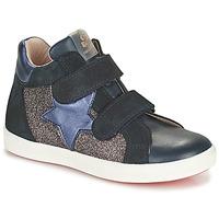 Παπούτσια Κορίτσι Ψηλά Sneakers Acebo's 5541SX-MARINO Marine