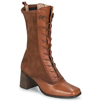 Παπούτσια Γυναίκα Μπότες για την πόλη Hispanitas CHIARA Brown